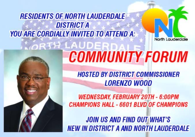 Community Forum